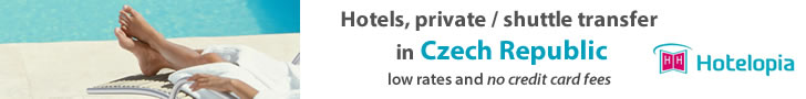 hotels transfers Czech Republic