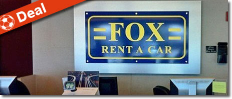 Hot deals special offers promo codes and coupons fox rent a car discount fandeluxe Image collections