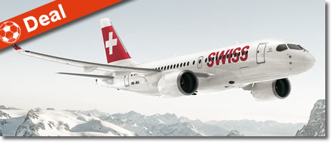 swiss ailines Easter airtickets sale