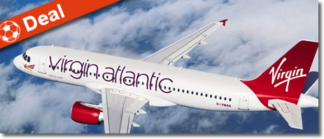 discount on flight tickets to / from US and UK