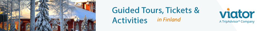 guided tours tickets activities finland