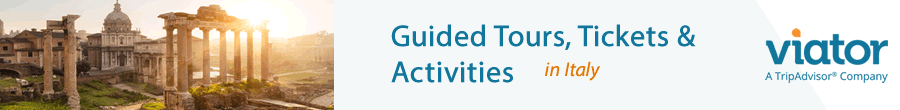 guided tours tickets activities italy
