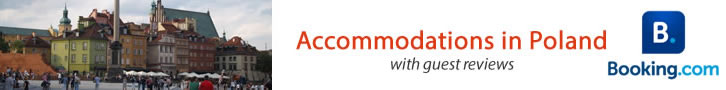 find best accommodations in Poland with guest reviews